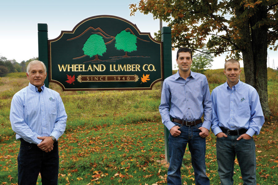 Wheeland Lumber Co. Updates and Innovates